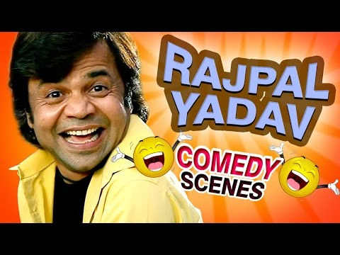 Rajpal Yadav Comedy Scenes  {HD} - Top Comedy Scenes - Weekend Comedy Special - #Indian Comedy