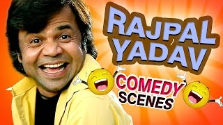 Rajpal Yadav Comedy Scenes  {HD}  Top Comedy Scenes  Weekend Comedy Special  Indian Comedy