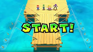 Mario Party 9 All Minigames Master Difficulty