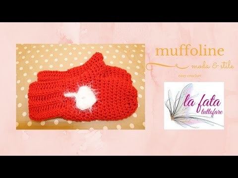 Tutorial: muffoline facilissime all'uncinetto