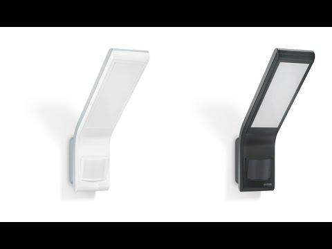 Steinel XLED Reflector LED fino con Sensor Antracita