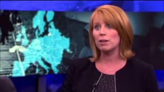 Annie Lööf: Vi tjänar på invandringen, blir överbevisad av nationalekonom