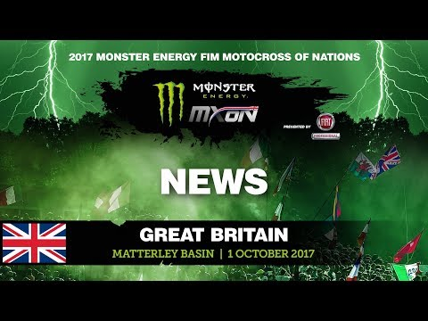 NEWS HIGHLIGHTS - Monster Energy FIM MXoN 2017 presented by Fiat Professional -