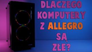 Komputer Z Allegro   Czy Warto ? 🤔💰  CZ. I