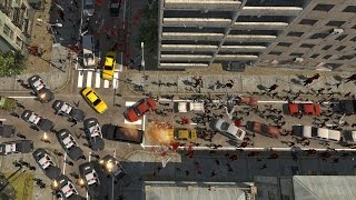 MASSIVE CITY ZOMBIE OUTBREAK - Red Rising MOD (4K Gameplay)