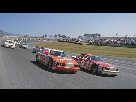 1985 Daytona 500 (RAW SATELLITE FEED)