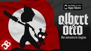 Albert & Otto (By Mokuni LLC) - iOS / Android - Complete Walkthrough Video
