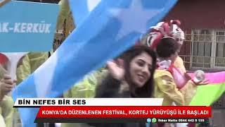 Konya'da Türkçe Tiyatro Yapan Ülkeler Festivali başladı