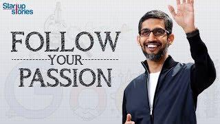 Sundar Pichai Inspirational Video