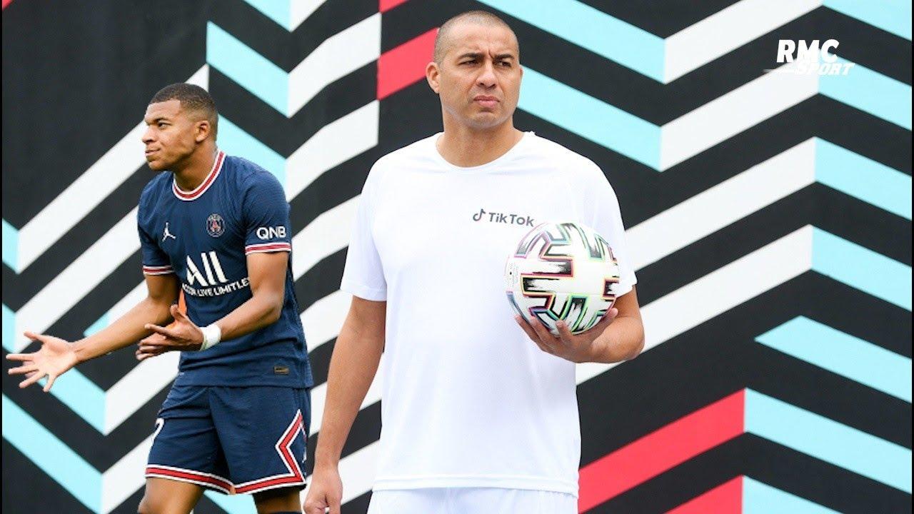 """PSG : """"Mbappé ? Il faut parfois savoir quand partir"""" lance Trezeguet"""