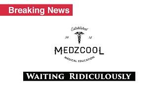 Waiting Ridiculously - MEDZCOOL Medical Humor (Satire)