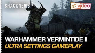 Warhammer Vermintide 2 Closed Beta Ultra Settings Gameplay