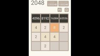 2048 कैसे खेले/ how to play 2048 trick Hindi