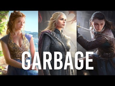 That Game of Thrones Browser Game You've Been Seeing Ads for is Garbage