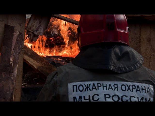 Огнеборцы усилили профилактику пожаров