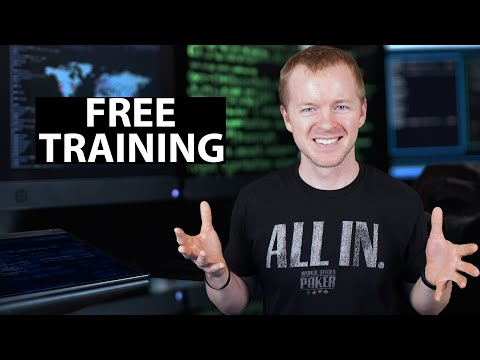 How To Get FREE Cyber Security Training For Beginners - YouTube
