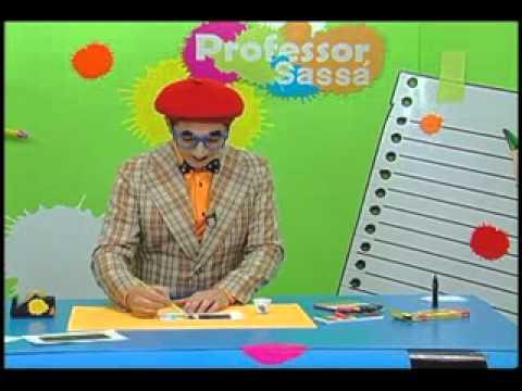Quadros Malucos - Professor Sassá