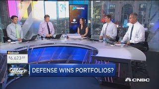 Why the defense trade could be the best move for your portfolio