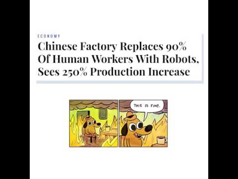 Technological Unemployment Headlines