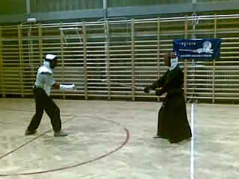 Kendo vs Fencing