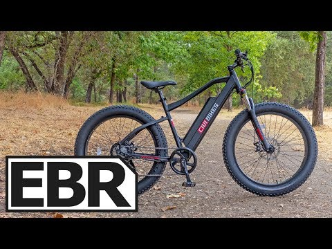 CIVI BIKES Predator Video Review – $1.4k Fat Tire Hardtail Mountain Bike, Cheap Fatbike Ebike