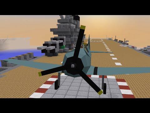 Скачать Пак на Flans Mod Fleet Pack на Майнкрафт 1.7.10