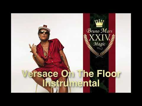 Bruno Mars - Versace On The Floor Instrumental