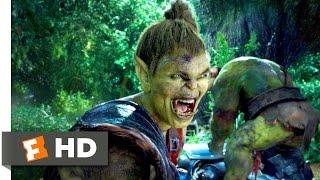 Warcraft - Orc Ambush Scene (1/10) | Movieclips