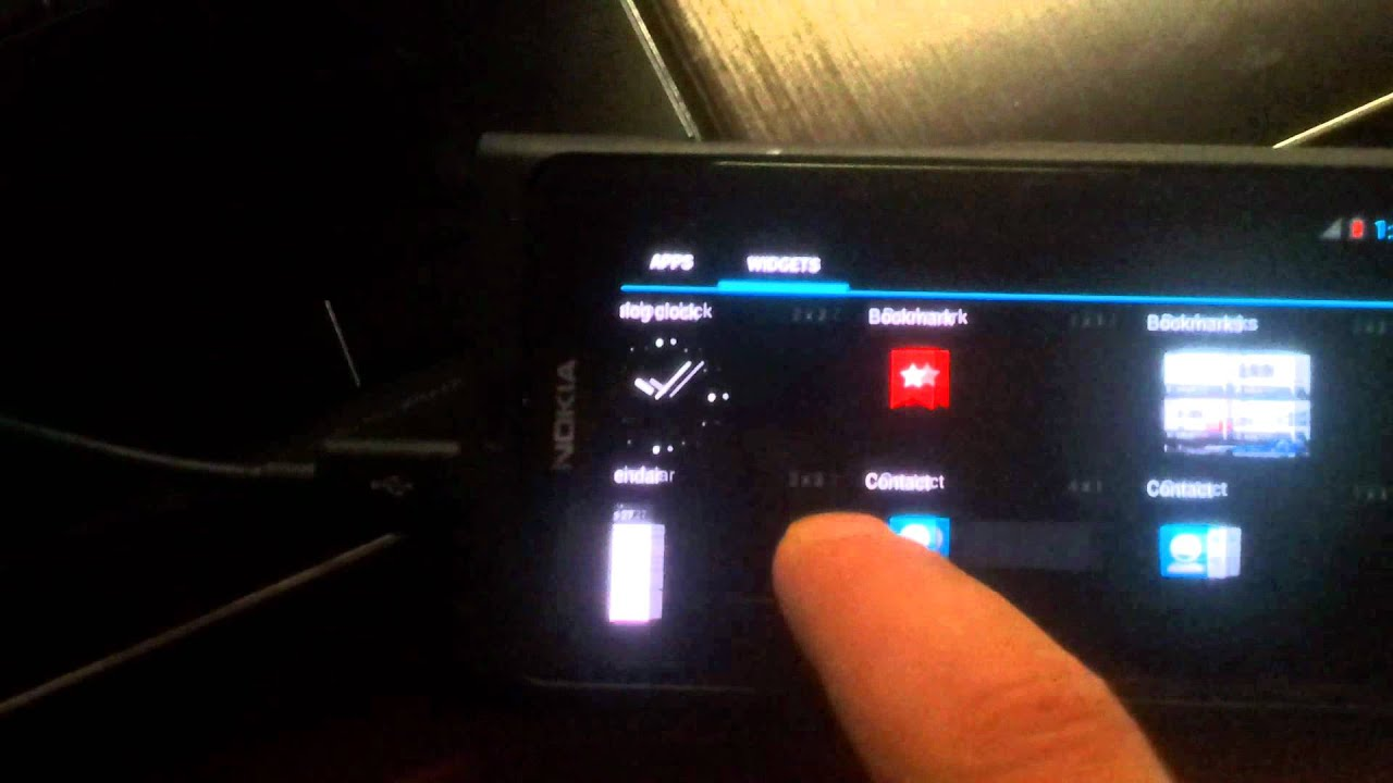 Nokia N9 Close To Running Ice Cream Sandwich