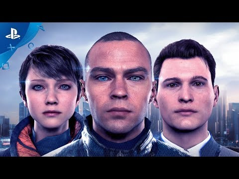 Detroit: Become Human | 3 Reasons to Download | PS Plus