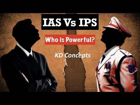 Download Who Is More Powerful Ias Or Ips Ias Vs Ips Video 3GP Mp4