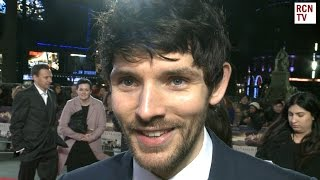 Colin Morgan Interview - Testament of Youth Premiere (vidéo n°2)