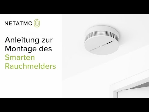 Netatmo Smarter smoke detector set of 3