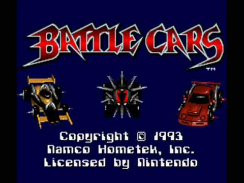 battle cars super nintendo rom