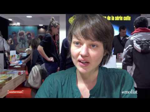 Vidéo de Anne Herbauts