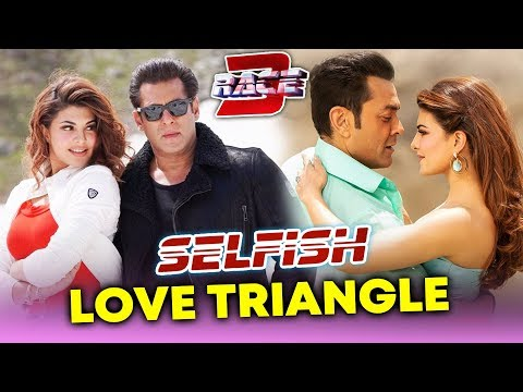 RACE 3 Has A LOVE TRIANGLE Between Salman Khan, Jacqueline And Bobby