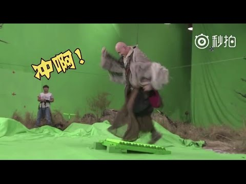 [ENG CC] Kris Wu as Cute Tang Seng in Journey to the West 2 (西游伏妖篇) Featurette