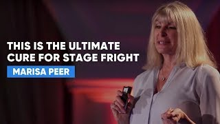This Is The Ultimate Cure For Stage Fright | Marisa Peer