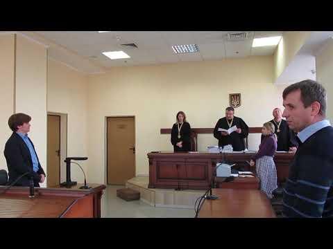 24 октября 2019. Апелляционный суд. Краковский против ДАКО. Дело о 4 см. Часть 3