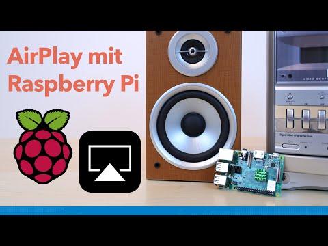 AirPlay mit dem Raspberry Pi -  So könnt Ihr jeden Lautsprecher AirPlay fähig machen!