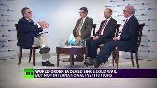 CrossTalk: Colder War (Extended version)