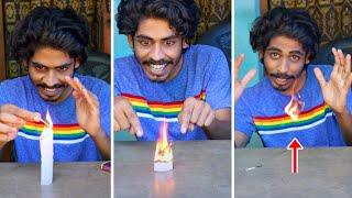 FLYING FIRE | Arjun talks