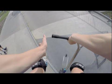 Mona Vale Skatepark Vlog **12ft ramp**