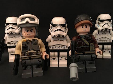 Lego Star Wars: Rebel Base Attack