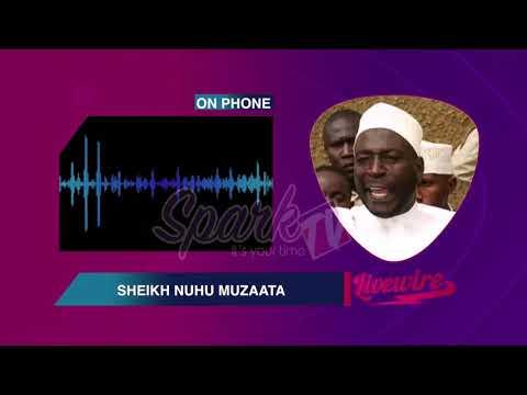 Sheikh Muzaata ready for peace talks with Eddy Kenzo