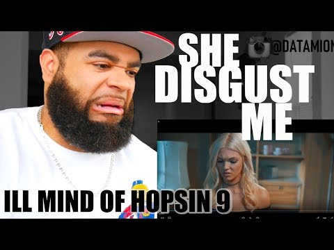 REACTION }} Hopsin - The Old Us \\ This Had Emotion