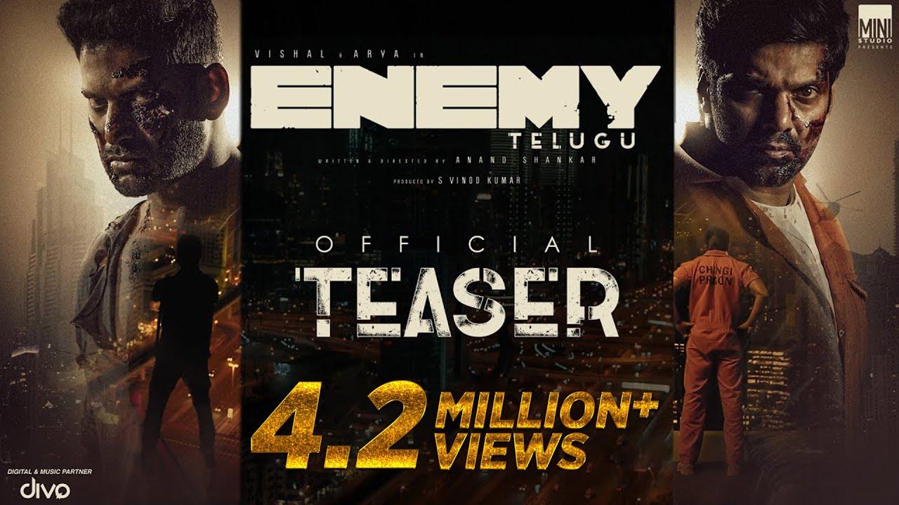 Enemy (2021) Telugu Full Movie Info