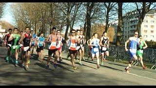 preview picture of video 'Duathlon de Caen 2015. Par Cormaris Triathlon'