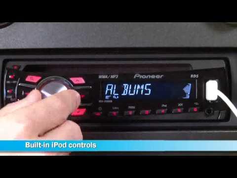 pioneer DEH-3300UB Autoradio CD avec USB en façade autoprestige-autoradio