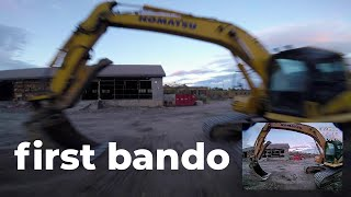 First Bando/Urban Exploration || FETtec ImpulseRC Apex FPV freestyle